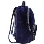 Рюкзак женский YES YW-10, синий