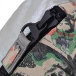 Рюкзак женский YES YW-46 «Doppio» серебряный