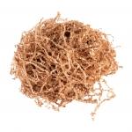 Наполнитель бумажный гофрированный SANTI, 30 г, цвет коричневый.
