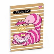 Альбом для рисования А4 20 Yes Склейка Alice Крафт
