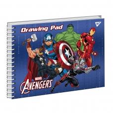 Альбом для рисования А4 20 Yes Спираль Marvel