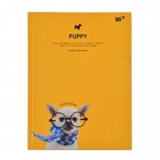 """Блокнот 140*185/64 ЛИН. интег. """"Puppy """" YES"""