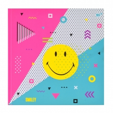 """Блокнот 200*200/96 КЛ. 7БЦ """"Smiley"""" YES"""