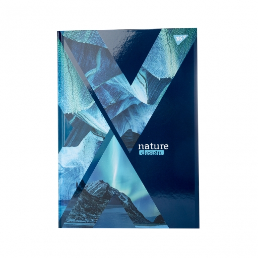 Блокнот А4 96 Лин. YES 7БЦ Nature Design