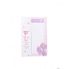 "Бумага для заметок YES To Do ""Viola"", планшет с магнитом, блок 52 листа"