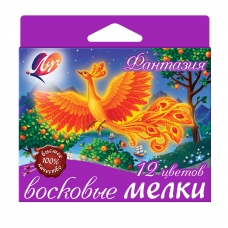 "Карандаш масл. круглый 12 цв. ""Фантазия"" (9,5*90) 25С1520-08"