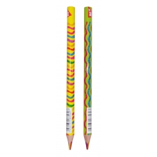 "Карандаш YES ""Rainbow"" Jumbo с шестицветным грифелем, треугольный"