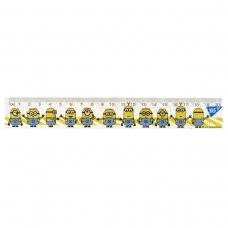 "Линейка 20 см ""Minions"""