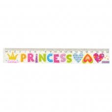 """Линейка 1Вересня 20 см """"Little Princes"""""""