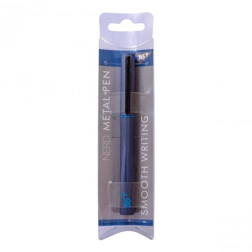 """Ручка шариковая YES """"Nerd"""" blue,  0,7 мм, синяя"""