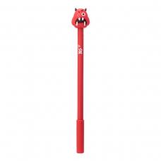 Ручка YES шарико-масляная «Monster Team», 0,8мм, синяя