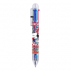 "Ручка шариковая YES ""Minnie Mouse"", 1,0 мм, 6 цветов"