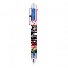 "Ручка шариковая YES ""Marvel"", 1,0 мм, 6 цветов"