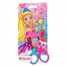 """Ножницы YES 13см, с принтом на лезвии """"Barbie"""""""