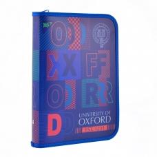 "Папка для тетрадей пласт. на молнии В5 ""Oxford"""