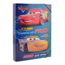 "Папка для труда картонная A4 ""Cars"""