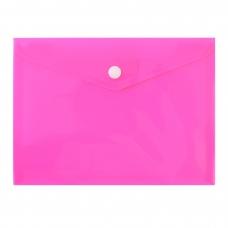 """Папка-конверт на кнопке В6 (19,6х14,5см) """"Bright"""""""