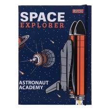 """Папка для тетрадей 1Вересня картонная В5 """"Space"""""""