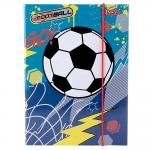 """Папка для тетрадей картонная В5 1Вересня """"Team football"""""""
