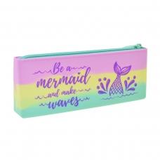 """Пенал силиконовый YES  SL-01 """"Mermaid"""""""