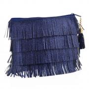 Пенал-косметичка YES  «Charm», синий