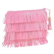 Пенал-косметичка «Charm», розовая