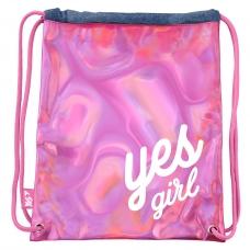"Сумка-мешок YES DB-15  ""Yes Girl"""