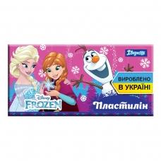 "Пластилин 1Вересня 6 цв. ""Frozen"", Украина"