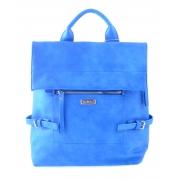 Сумка-рюкзак  YES, голубой, 29*33*15см