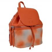 Сумка-рюкзак  YES, рыжий, 29*25*17
