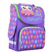 Рюкзак школьный каркасный Smart PG-11 Owl, 34*26*14