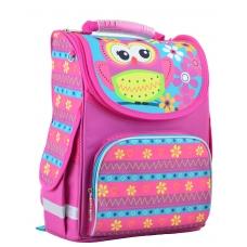 Рюкзак каркасный PG-11 Owl pink, 34*26*14