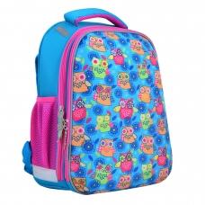 Рюкзак школьный каркасный 1 Вересня H-12-1 Owl, 38*29*15