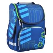 Рюкзак школьный каркасный Smart PG-11 Mechanic, 34*26*14