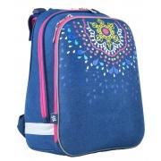 Рюкзак школьный каркасный  YES  H-12 Mandala, 38*29*15