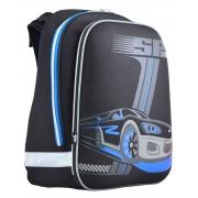 Рюкзак школьный каркасный YES  H-12 SP, 38*29*15