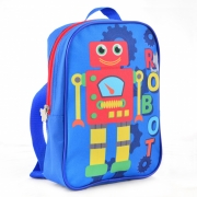 Рюкзак детский  YES  K-18 Robot, 24.5*17*6