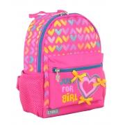 Рюкзак детский  YES  K-16 Hearts, 22.5*18.5*9.5