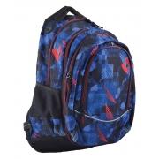 Рюкзак молодежный YES  2в1 Т-40 Trace, 49*32*15.5
