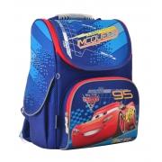 Рюкзак школьный каркасный 1 Вересня H-11 Cars, 33.5*26*13.5
