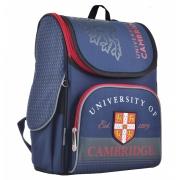 Рюкзак школьный каркасный  YES  H-11 Cambridge, 33.5*26*13.5