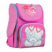 Рюкзак школьный каркасный 1 Вересня H-11 MTY rose, 33.5*26*13.5