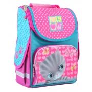 Рюкзак школьный каркасный 1 Вересня H-11 Cat, 33.5*26*13.5