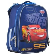 Рюкзак школьный каркасный 1 Вересня H-25 Cars, 35*26*16
