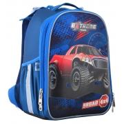 Рюкзак школьный каркасный  YES  H-25 Extreme, 35*26*16