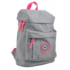 Рюкзак молодежный YES  ST-25 Neutral grey, 35*25*12.5