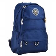 Рюкзак молодежный YES  OX 355, 45.5*29.5*13.5, синий