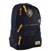 Рюкзак молодежный YES  OX 402, 46*30.5*15, темно-синий