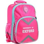 Рюкзак школьный YES  OX 379, 40*29.5*12, розовый