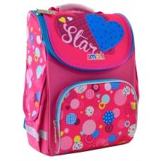 """Рюкзак школьный каркасный Smart PG-11 """"Сolourful spots"""""""